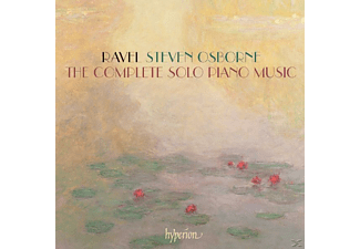 Steven Osborne - Ravel: Complete Solo Piano Music - (CD)