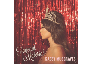 Kacey Musgraves - Pageant Material - (CD)