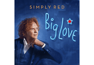 Simply Red - Big Love (+Booklet) - (CD)