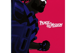 Major Lazer - Peace Is The Mission - (CD)
