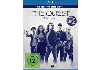 The Quest - Die Serie - Staffel 1 [Blu-ray]