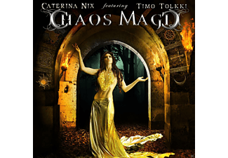 Chaos Magic - Chaos Magic - (CD)