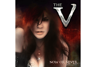 V - Now Or Never - (CD)