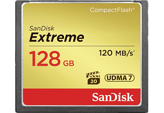 SANDISK 128 GB Extreme CF 120 MB/s