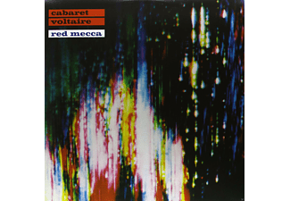 Cabaret Voltaire - Red Mecca - (LP + Bonus-CD)