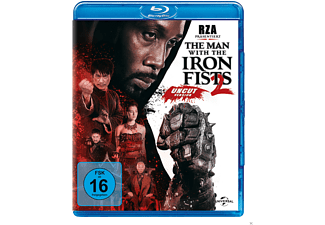 The Man with the Iron Fists 2 - (Blu-ray)