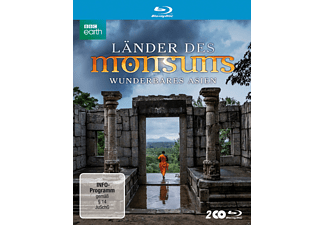 Magie des Monsuns - Wunderbares Asien - (Blu-ray)