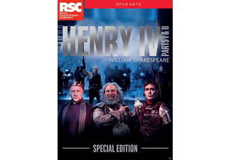VARIOUS, Royal Shakespeare Company - Henry IV Part 1 & 2 - (DVD)