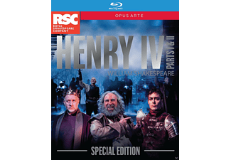 VARIOUS, Royal Shakespeare Company - Henry IV Part 1 & 2 - (Blu-ray)