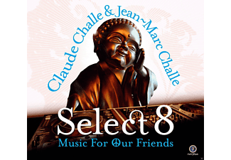 Various - Select 08 - (CD)