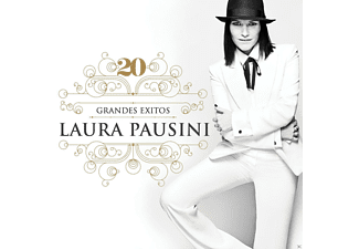 Laura Pausini - 20 Grandes Exitos - (CD)