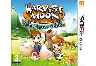 Harvest Moon - The Lost Valley | 3DS