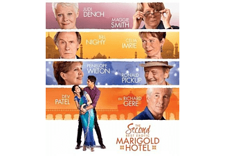 The Second Best Exotic Marigold Hotel | Blu-ray