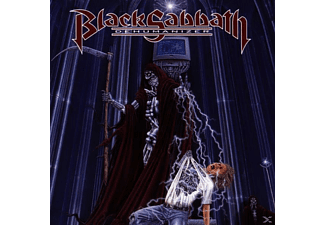 Black Sabbath Dehumanizer Heavy Metal CD