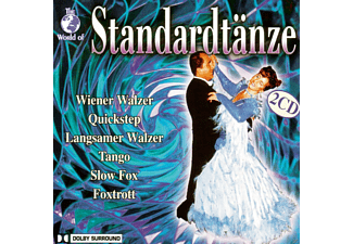 VARIOUS - World of Standardtänze [CD]