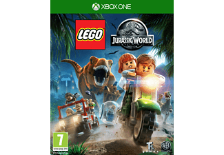 Lego Jurassic World FR/NL Xbox One