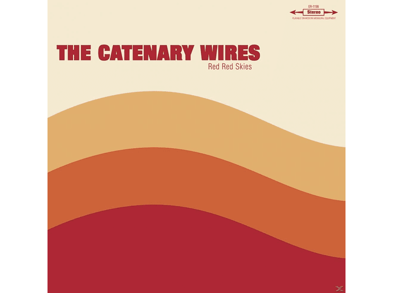 The Catenary Wires - Red Red Skies [CD]