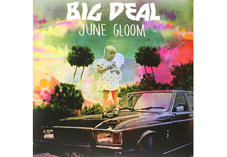 Big Deal - June Gloom - (LP + Bonus-CD)