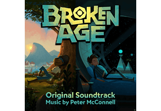 Peter Mcconnell, OST/VARIOUS - Broken Age (Ost) - (CD)