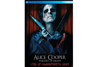 Alice Cooper - Theatre Of Death-Live At Hammersmith 2009 [DVD]