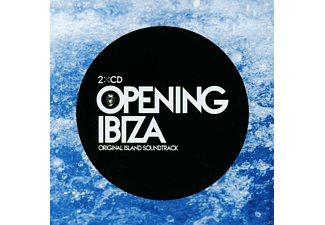 VARIOUS - Opening Ibiza - Original Island Soundtrack - (CD)