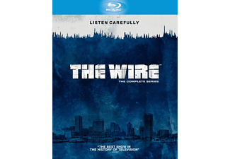 The Wire Complete Edition - Blu-ray