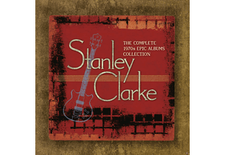 Stanley Clarke - The Complete 1970s Epic Albums Collection - (CD)