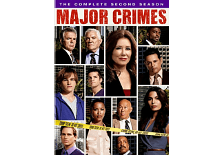 Major Crimes Seizoen 2 TV-serie