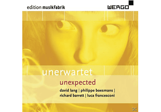Musikfabrik - Edition Musikfabrik Vol.7-unexpected - (CD)
