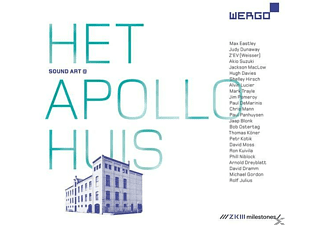 PANHUYSEN, PAUL/OSTERTAG, BOB/BLONK, Eastley/Dunaway/Suzuki/Ostertag/+ - Sound Art@Het Apollohuis - (CD)