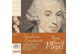 Cornelia Loescher, William Youn, Camerata Pro Musica, Paul Weigold - Symphonie Concertante - (CD)