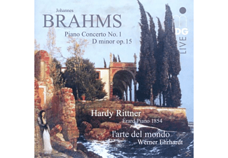 VARIOUS - Piano Concerto No. 1 In D Minor, Op. 15 [Sacd] - (CD)