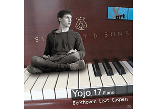 Yojo Christen - Yojo,17,Piano - (CD)