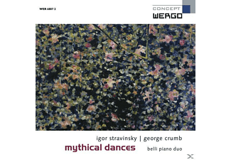 Belli Oiano Duo - Mythical Dances-Le Sacre Du Printemps/ - (CD)