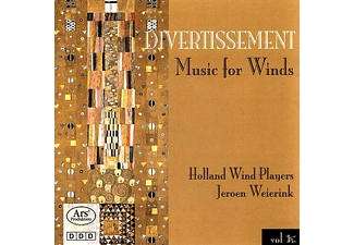 Holland Wind Players - Divertissement-Music For Winds - (CD)