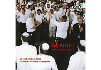 Moshe Berlin Ensemble - Aneinu! Hasidic-Orthodox Music - (CD)