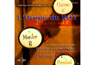 Christian Ott - L ORGUE DU ROY: OFFERTOIRE - (CD)