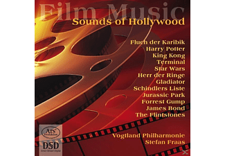 VARIOUS - Sounds of Hollywood - (CD)