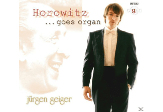 Geiser Jürgen - Horowitz...goes Organ - (CD)