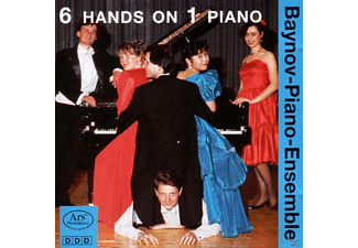 The Piano - 6 Hands On 1 Piano Vol.1 - (CD)