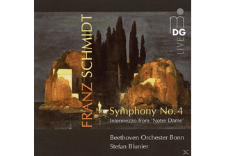 Beethoven Orchester Bonn - Beethoven: Symphony 4: Intermezzo From Notre Dame - (CD)