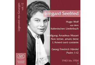 Irmgard Seefried - Legenden Des Gesangs Vol.12 - (CD)