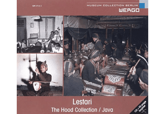 VARIOUS - Lestari - The Hood Collection Of Early F - (CD)