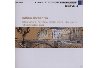 Rodion Konstantinovich Shchedrin - Piano Music: Notebook For The Youth - (CD)