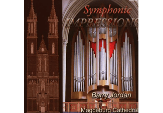 Barry Jordan - Symphonic Impressions - (CD)