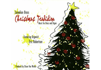 Canadian Brass & Robertson - Christmas Tradition - (CD)