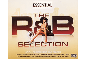 VARIOUS - ESSENTIAL R&B,MASSIVE URBAN,SOUL AND RNB COLLECTIO - (CD)