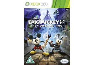 DISNEY Disney Epic Mickey 2 Xbox 360