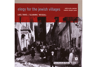 Stoupel Vladimir, Suty,Valerie/Stoupel,Vladimir - Elegy For The Jewish Villages - (CD)