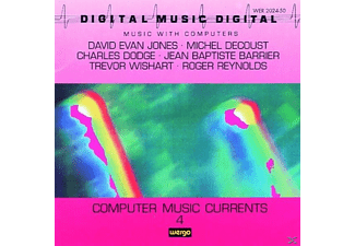 B, University Of Illinois Chamber Singers - Computermusic Currents 4 - (CD)
